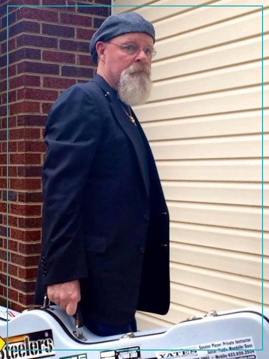 Dave Yates | Appalachian Music Lessons | Johnson City TN