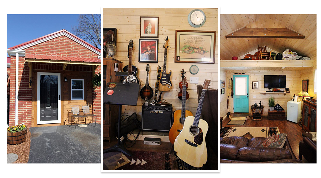 Appalachian Music Lessons - Studio - Johnson City TN